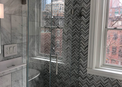 R&M Glass Boston Shower Glass Image 16